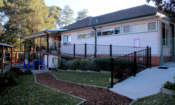 Winmalee Community Preschool wheelchair access