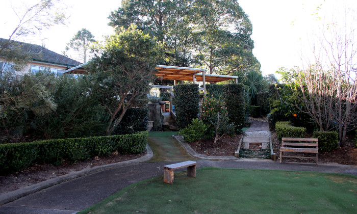 Winmalee Community Preschool outside